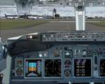 FS2004                     Boeing 738 NG Panel
