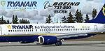 FS2004                   Kittyhawk Studios Boeing 737-800, Ryanair Nein zum Lufthansa                   Kerosinzuschlag