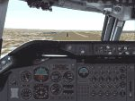 Boeing                   747-200 panel for FS2000