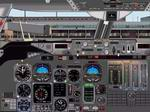 Boeing                   747-200 panel for FS2000 (standard/PRO)