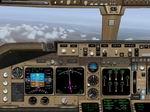 FS2004                   Boeing 747-400 Panel.