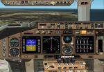 FS2002                     panel Boeing747-412