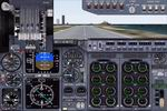 FS2000                   Generic 747 panel.