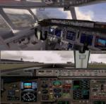 FSX/P3D Boeing 757-300 Condor 'Sunny Heart Blue' package