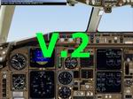 FS2000/2002                   Panels 757 Pilot In Command V2