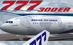 FS2002                   Boeing 777-300 House Livery