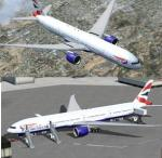 Boeing 777-300ER British Airways G-STBA with VC