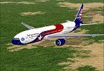 FS2000                   Boeing 777-200LR VIP CITY OF AUSTIN