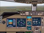 FS2000                   Panel for the Boeing 777