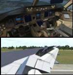 Boeing 777-200 Mega Pack v2 VC and Enhanced Features 2012