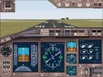 FS2000                   Revised default Boeing 777 Panel