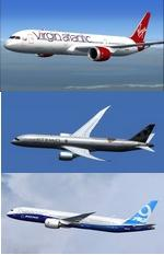 Boeing 787-9  Multi Livery Package