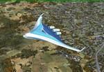 Boeing B-797 BWB Super Liner Updated