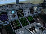 AFS Airbus A380, QANTAS Demo