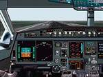 FS2000-Airbus                     A320/330 panel.