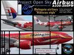 FS2004                   A330-200 P&W Malaysian