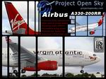 Airbus                   A330-200 Virgin Atlantic