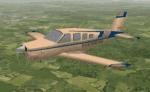 FS2000                   Beechcraft Bonanza A36