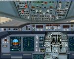 Airbus A380 2D Panel