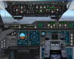 Airbus A400M 2D panel