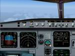 FS2004                   Airbus 320 Series Aircraft Panel.