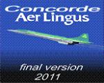FS9/FSX Concorde Aer Lingus Textures