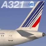 FS2004                   iFDG Airbus A321 Air France