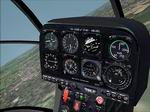 FS2002                     Virtual Panel Upgrade for G-Max Aerospatiale SA316B Alouette                     III