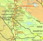Appalachian Trail Adventure New Hampshire