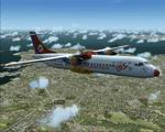 FSX                   Denmark ATR72-200/500 Package.