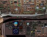 ATR 42 2D FSX 2d Panel
