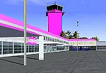 FS2004,                     Acapulco International Airport, Mexico - MMAA