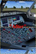 FSX Airbus Cockpit Texture Upgrade