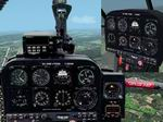 FS2002                   Panel update for G-max Alouette 3