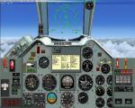 Dassault Alphajet 2 D panel
