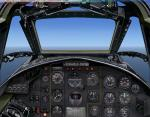 FSX Panel for Douglas Boston MKIII