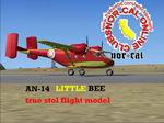 FSX                   Antonov An-14 'Little Bee' STOL Aircraft.