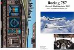FS2002                   Manual/Checklist -- B-757-200.