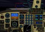 FS2002                   Panel for Beechcraft B1900D