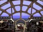 CFS             smooth & nearly photorealistic B-29 panel,