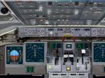 Boeing 717 2D Panel (standard screen)