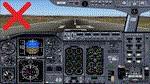 B-737-400 widescreen Panel upgrade