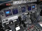 West Jet Boeing 737-600 With Virtual Cockpit