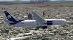 FS2004/2002                   Boeing 777-200 Aeromexico Textures only