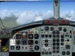 British Aerospace BAC 1-11 2D Panel (Standard screen)