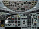 British Aerospace BAC 1-11 2D Panel (Standard screen)