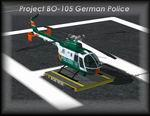 Project BO-105 Polizei