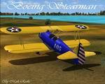 Boeing Stearman U.S. Army Package