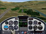 FS2000                   French Alps altiports scenery