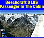 Beechcraft D18S Passenger Cabin Package